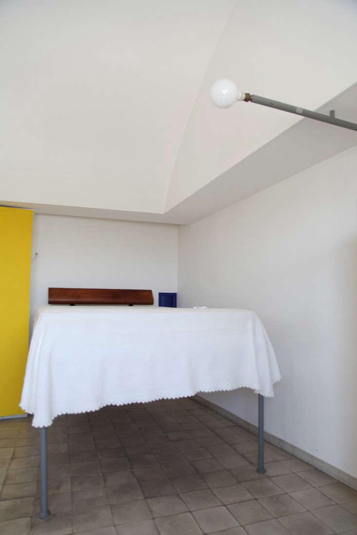 Le Corbusier Atelier in Paris Alexa Hotz Remodelista 03