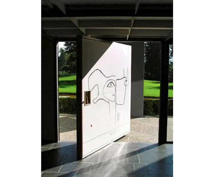 Le Corbusier Pivot Door