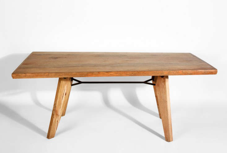Le Mil lJulo Wooden Dining Table Remodelist