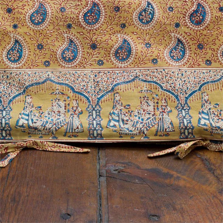 Traditional Kalamkari from Les Indiennes portrait 6