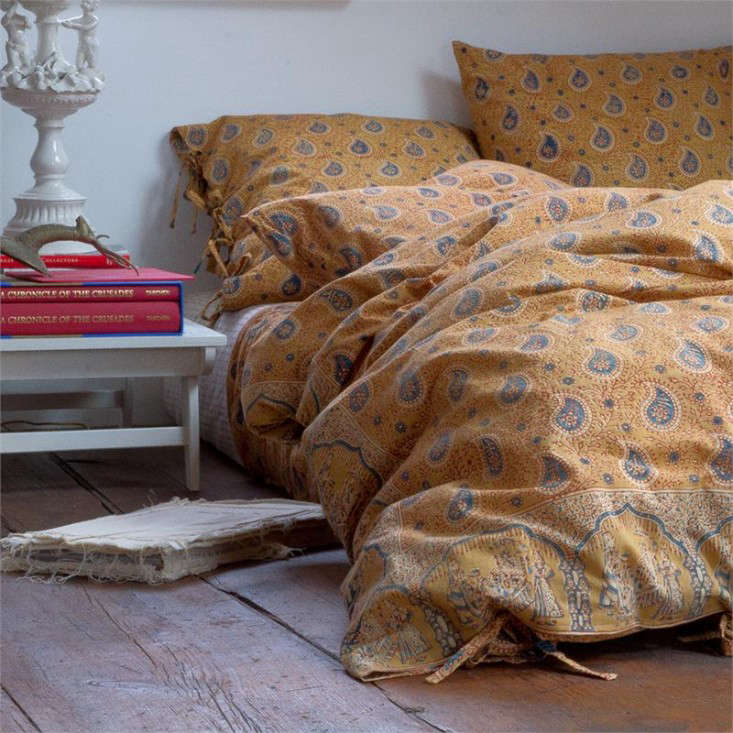 Traditional Kalamkari from Les Indiennes portrait 5