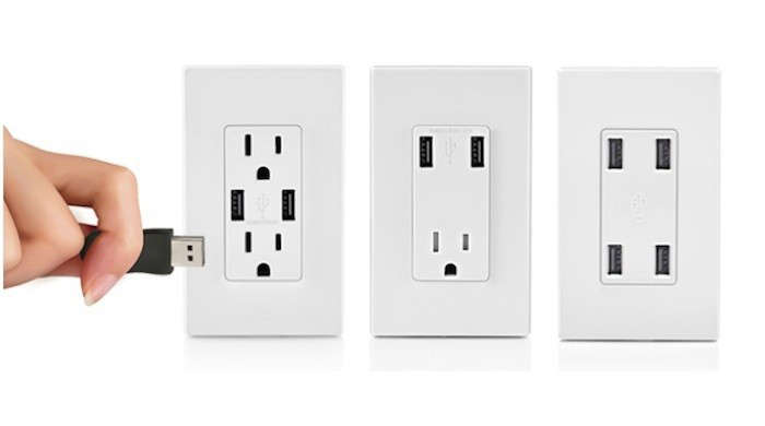 The Simple Life Best USB Charging Outlets portrait 5