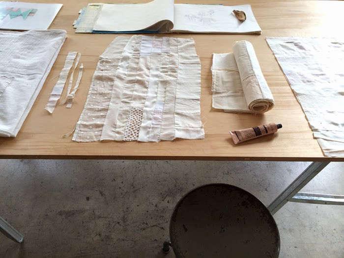 Scrap Art Patchwork Linens from Copenhagen portrait 8