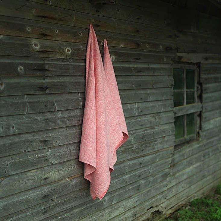 Summer Towels in Sherbet Shades portrait 3