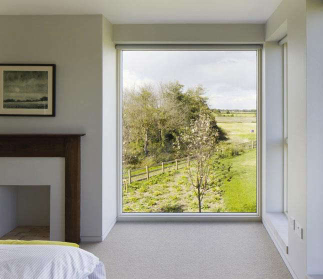 Long Farm by Lucy Marston bedroom 3