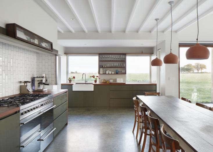 Long Farm by Lucy Marston kitchen