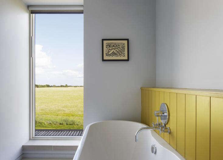Long Farm by Lucy Marston yellow bath