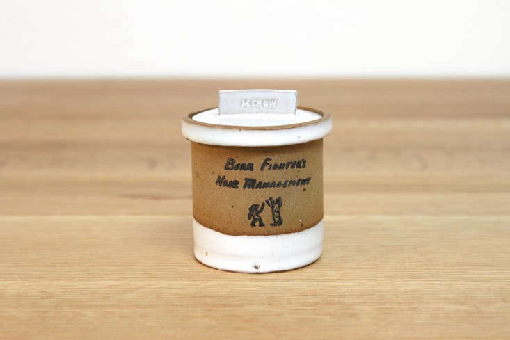 MCrow Bear Fighter's Hair Fixative Remodelista