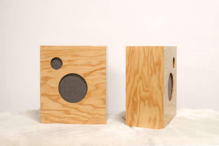 MCrow speakers Remodelista