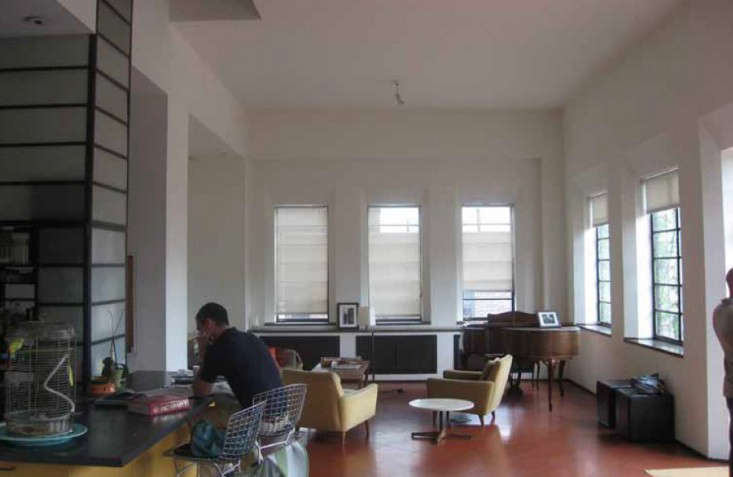 The Architect Is In An East Village Penthouse Taken Back in Time portrait 17