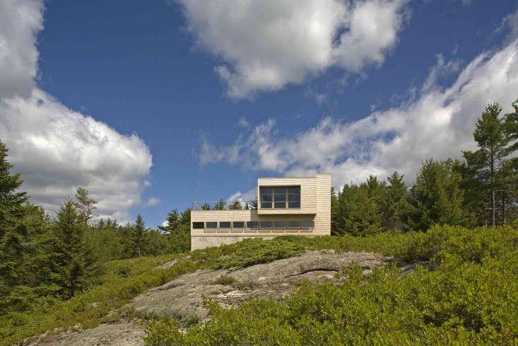 Maine Modern A Minimalist Shingled House Thrifty New England Edition portrait 12