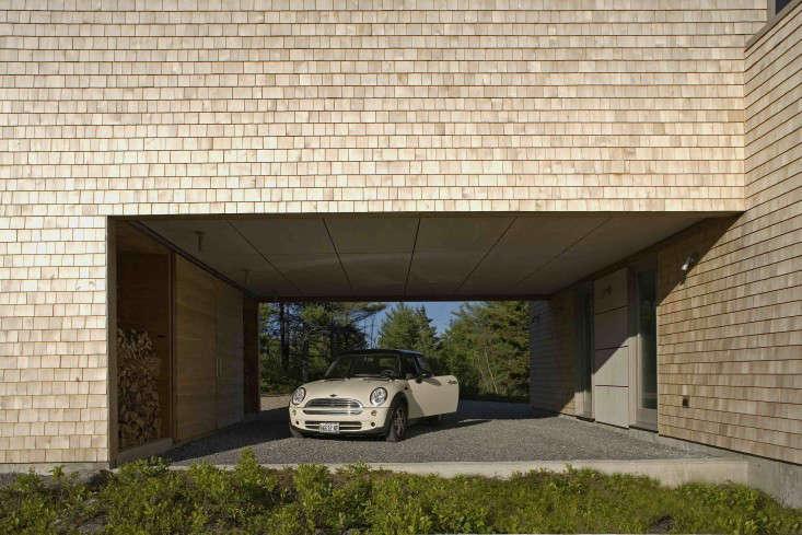 Maine Modern A Minimalist Shingled House Thrifty New England Edition portrait 14