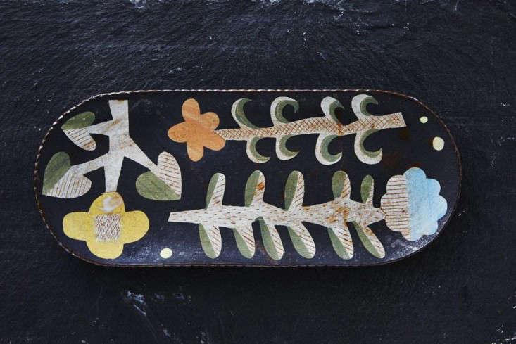 Makoto Kagoshima ceramic from Chariots of Fire Los Angeles Remodeista 2