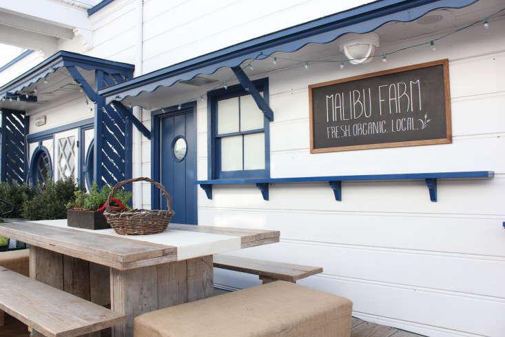 Malibu Farm Cafe 1