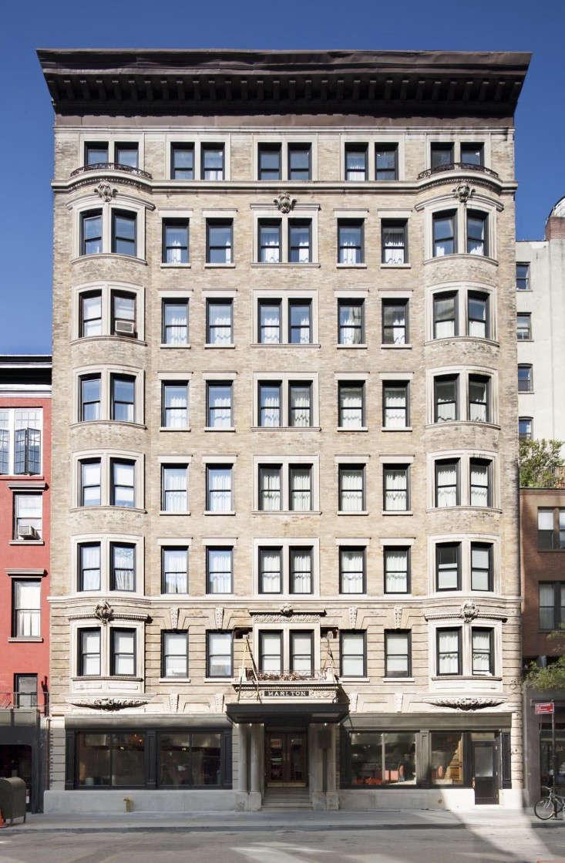 Honey I Shrunk the Ritz The New Marlton Hotel in Greenwich Village portrait 3