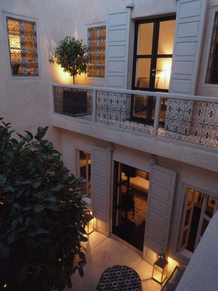 Marrakech Modern A Remodeled Riad for Rent portrait 3