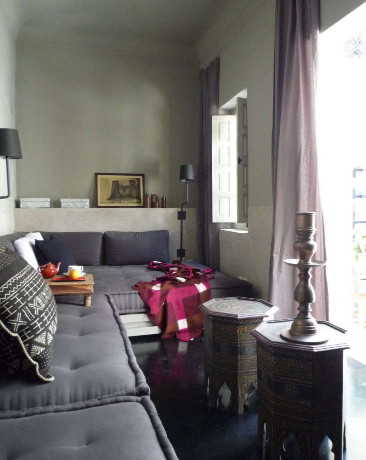 Marrakech Modern A Remodeled Riad for Rent portrait 4