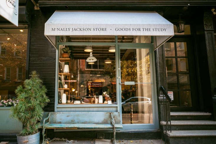 Goods for the Study McNally Jackson Store in New York portrait 3