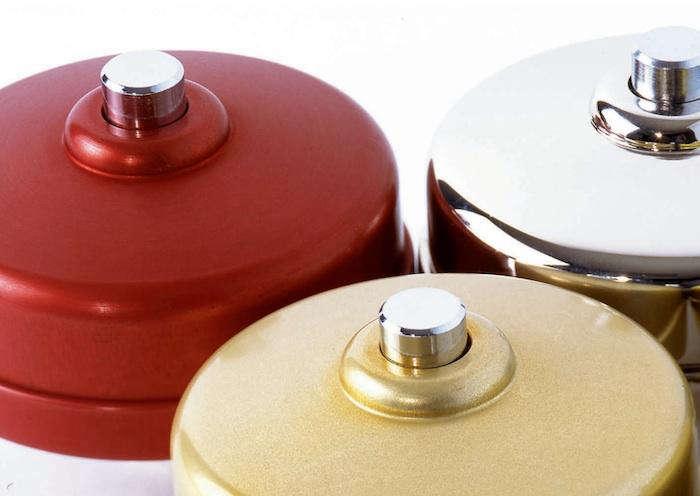 Meljac door bell buttons