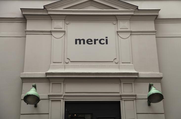 Merci Shop in Paris 07