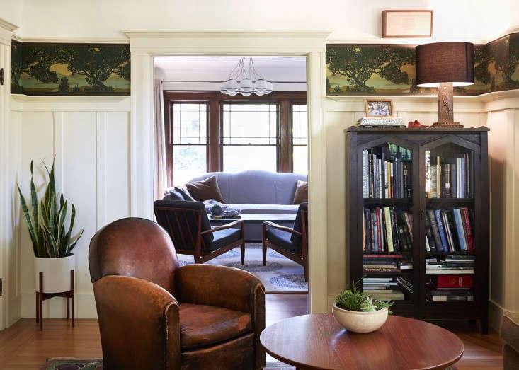 Michael Chabon Ayelet Waldman Living Room Remodelista