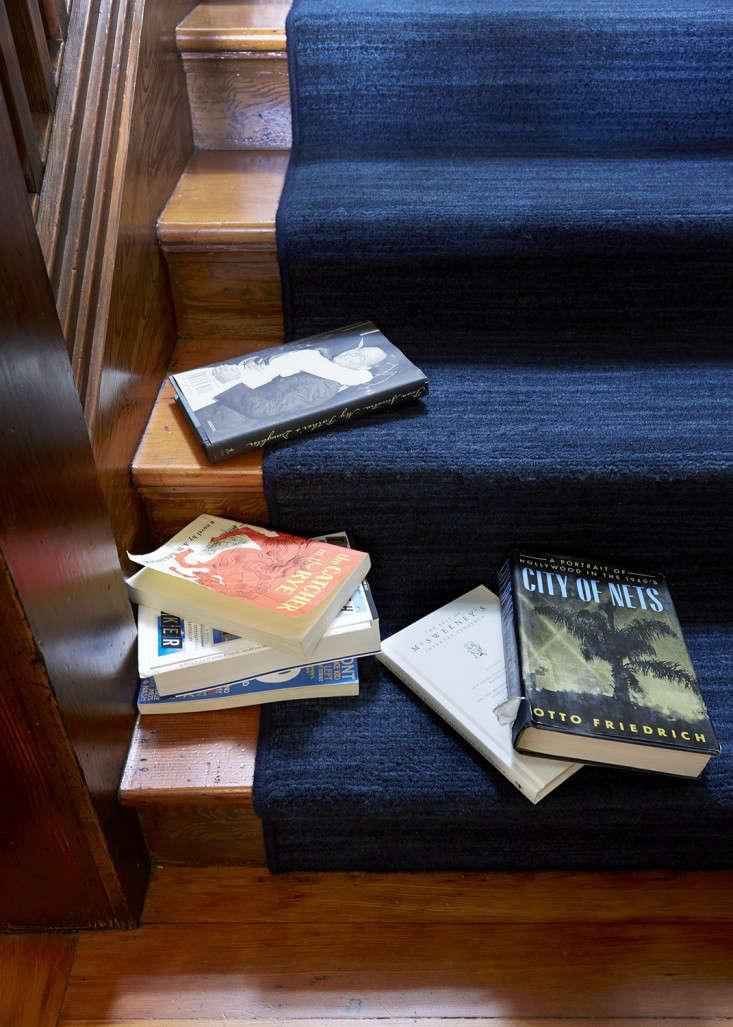 Michael Chabon Ayelet Waldman Staircase Remodelista