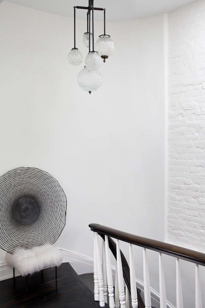 At Home with a Brooklyn FashionistaTurnedLightingDesigner portrait 10