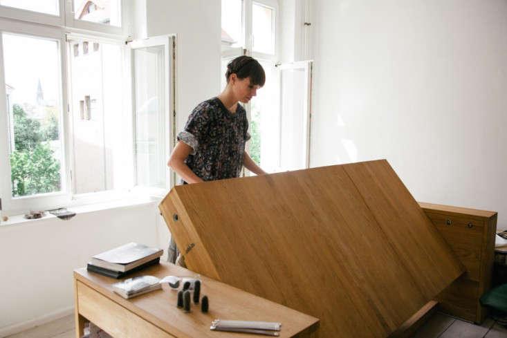 A Desk That Transforms into a Bed portrait 4