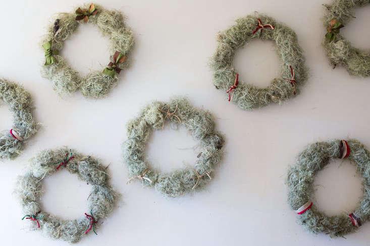 Mix Gardens Healdsburg Holiday Wreaths