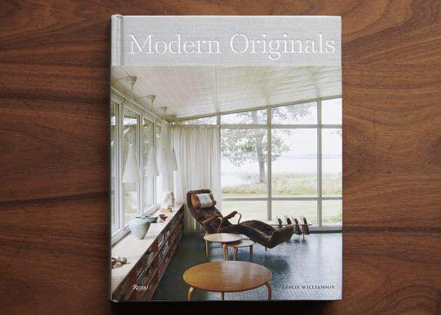 Modern Originals Leslie Williamson book cover