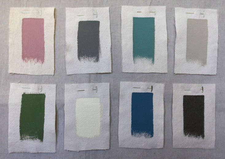 Paints  Palettes Spring Color Scheme portrait 3