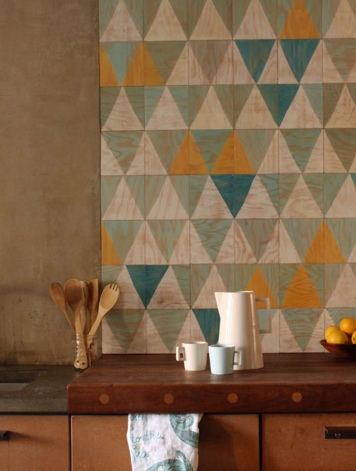 Moonish Co marine ply wall tiles Remodelita 7
