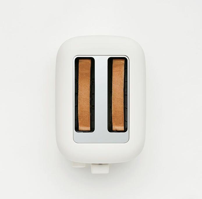 Naoto Fukasawa  toaster for Muji Remodelista