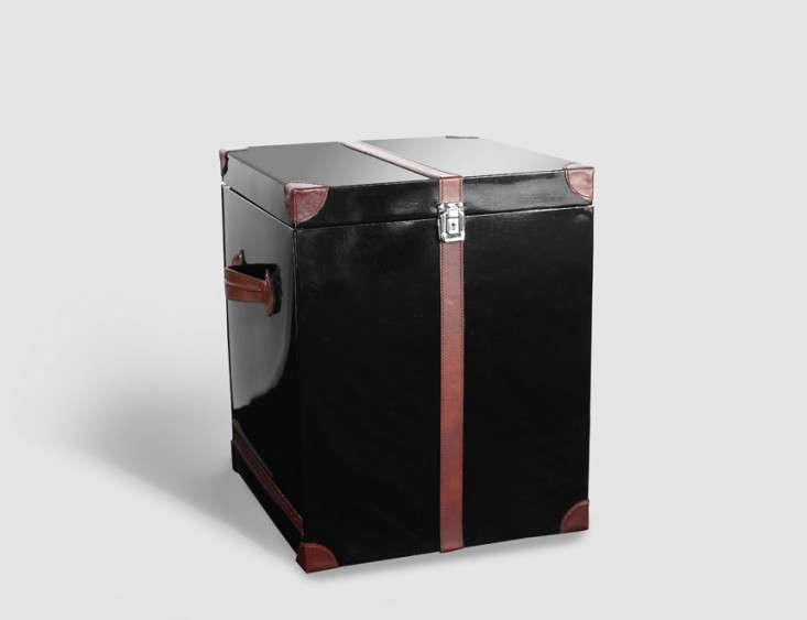 Nappa Dori Storage Box Set Black Le Mill