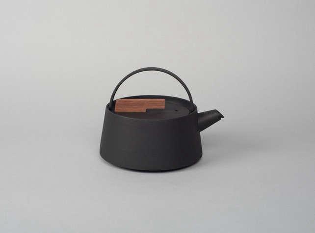Native & co cast iron tea pot Remodelista