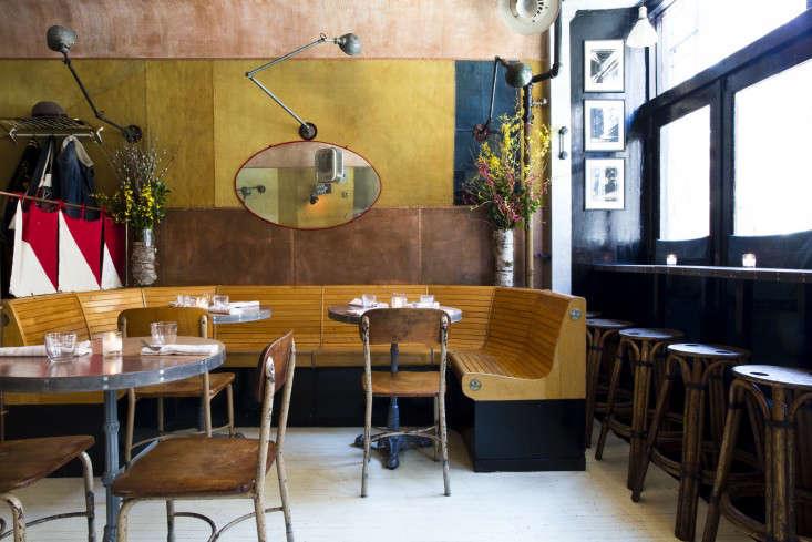 The Ultimate DIY Restaurant Navy in SoHo New York portrait 8