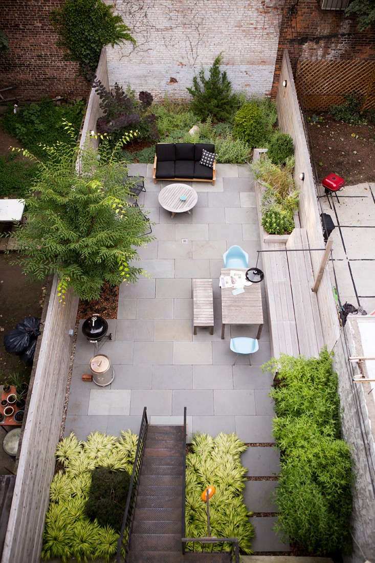 New Eco Landscapes Bed Stuy12 from roof Gardenista 0