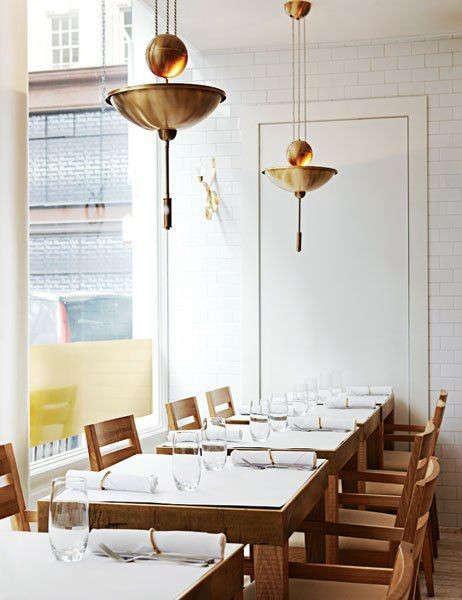 Nopi restaurant Architectural digest Remodelista