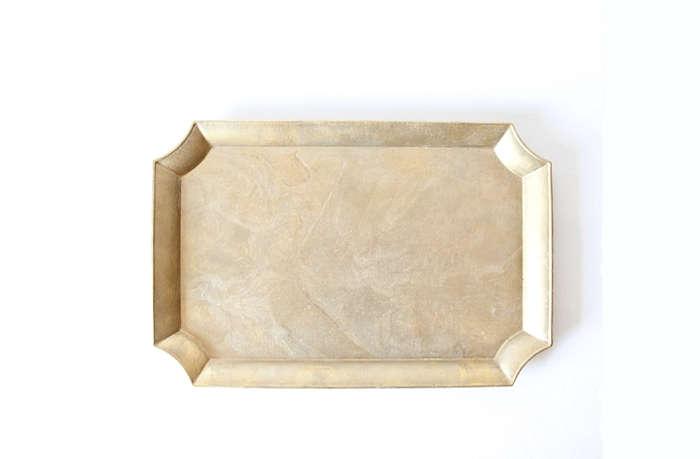 Oji Masanori Brass Tray