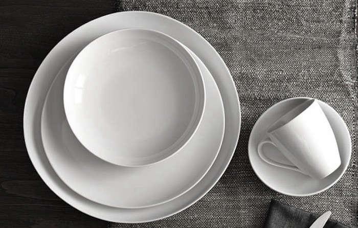 Organic Shape Dinnerware West Elm