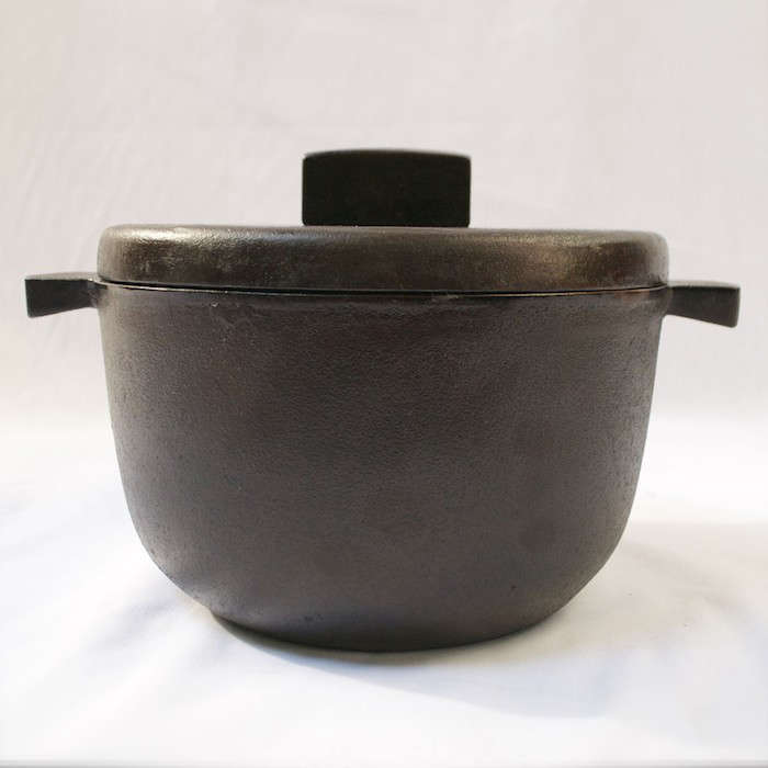 The Worlds Most Beautiful Dutch Oven by Way of SF portrait 5