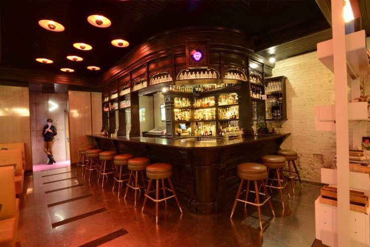 PLAY cafe den bar NYC 10 Remodelista