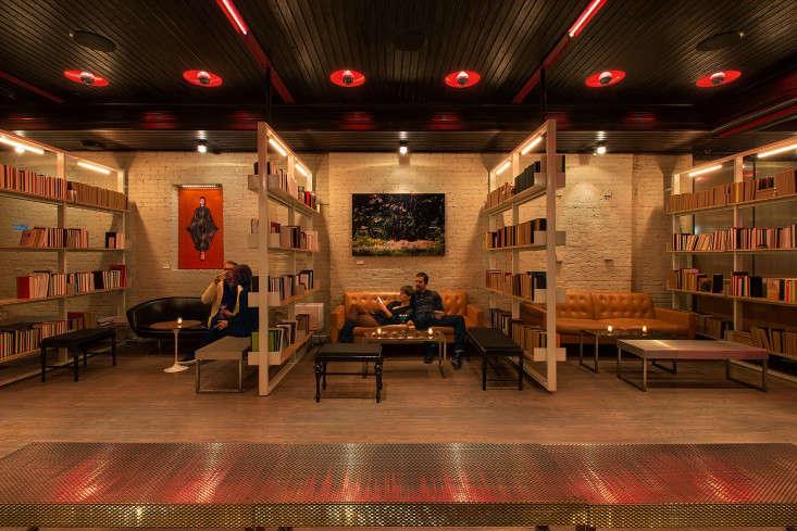 PLAY cafe den bar NYC 13 Remodelista