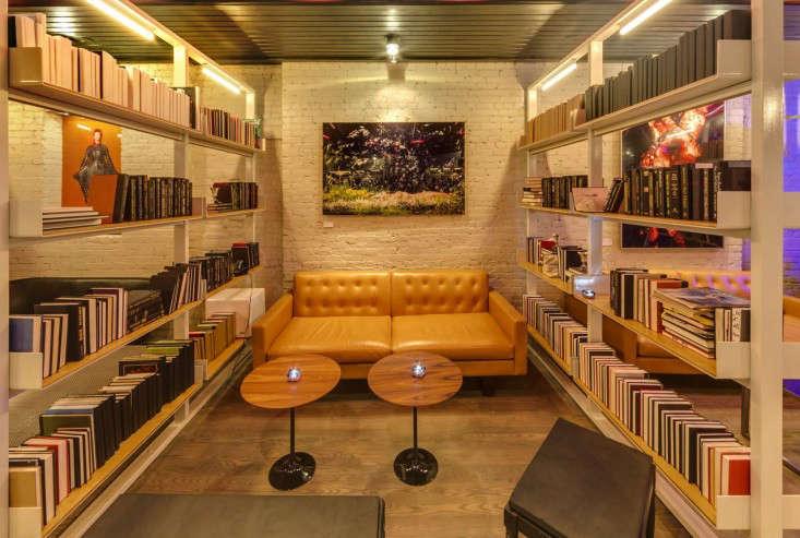 PLAY cafe den bar NYC 4 Remodelista