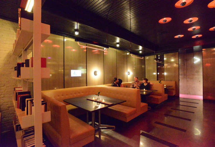 PLAY cafe den bar NYC 8 Remodelista