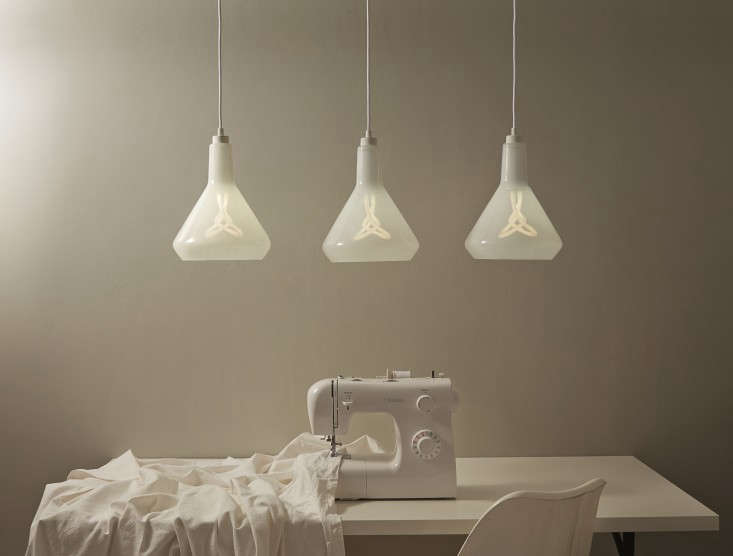 Naked No More Lampshades for Plumen Bulbs  portrait 3