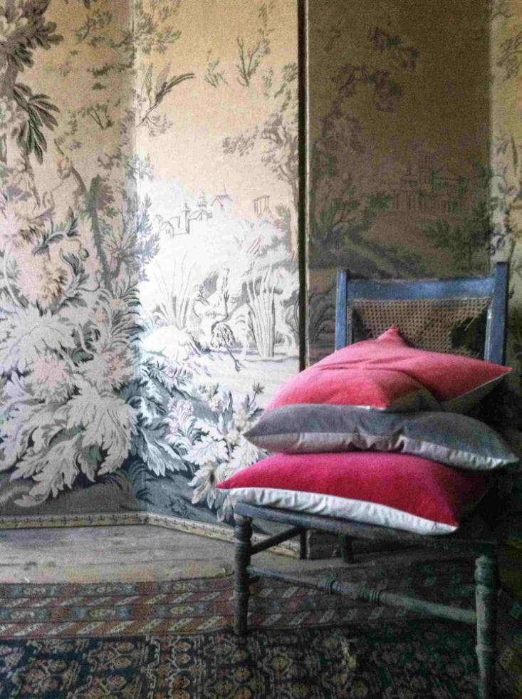 Remodelista London Market Spotlight Kirsten Hecktermann Textiles portrait 5