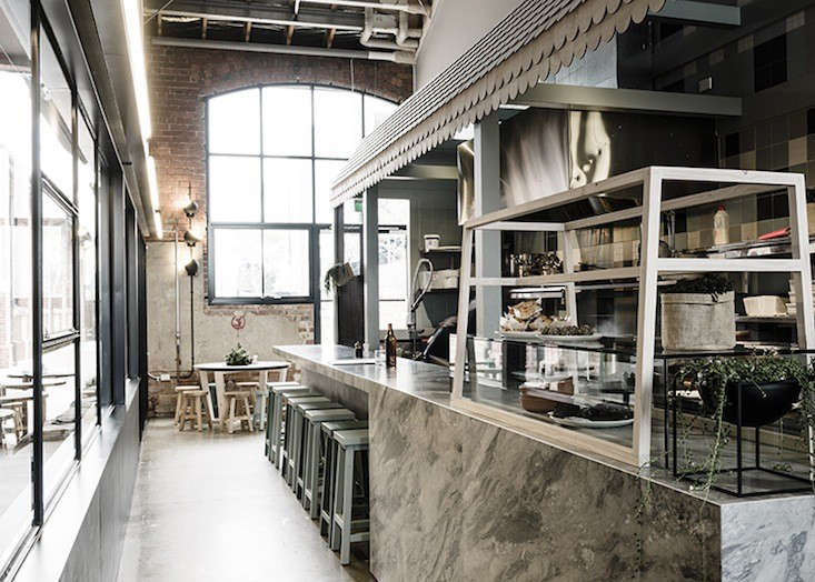 Patch Cafe A Playful CustomBuilt Restaurant in Melbourne portrait 4