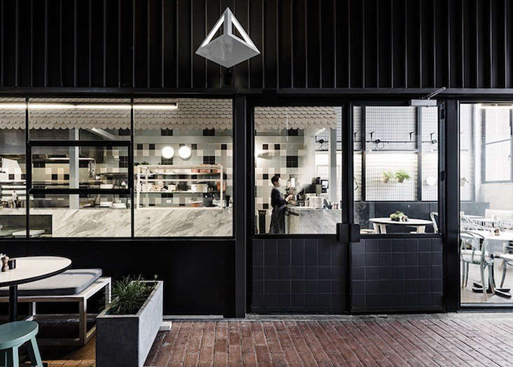 Patch Cafe A Playful CustomBuilt Restaurant in Melbourne portrait 3