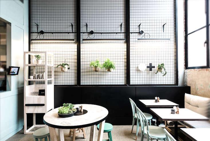 Patch Cafe A Playful CustomBuilt Restaurant in Melbourne portrait 5